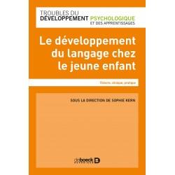 Le développement du langage...