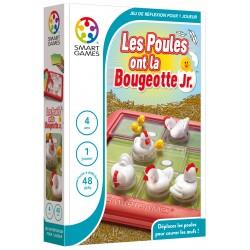 Les Poules ont la Bougeotte Jr