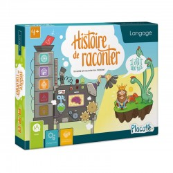 HISTOIRE DE RACONTER